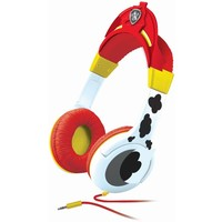 Koptelefoon Paw Patrol: rood
