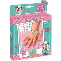 Nails and jewellery set Studio pets ToTum