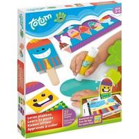 Learn to paste Little Creators ToTum