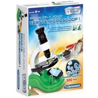 Bouw zelf jouw eerste Microscoop Clementoni