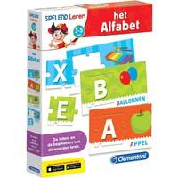 Spelend leren: het alfabet Clementoni