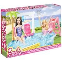 Zwembad Barbie