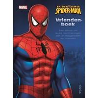 Vriendenboek Spider-Man