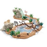 Groot avontuur - wasplaats Schleich