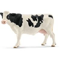 Zwartbont koe Schleich