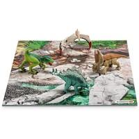 Dinosaurus set mini 2 Schleich