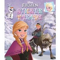 Stickerboek Frozen: sticker parade