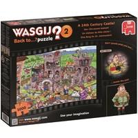 Puzzel Wasgij Back To 02: Kasteel 1000 stukjes