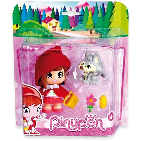 Pinypon Sprookjesfiguur Pinypon: Roodkapje