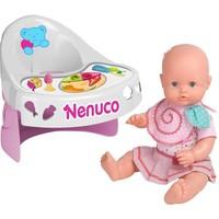 Kinderstoel Nenuco met geluid incl. pop