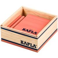 Kapla: 40 stuks in kist roze
