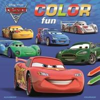 Kleurboek Cars: color fun