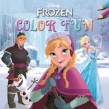 Kleurboek Frozen: color fun