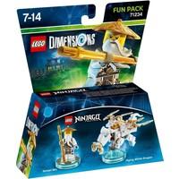 Fun Pack Lego Dimensions W3: Ninjago Sensei Wu