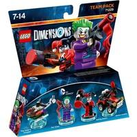 Team Pack Lego Dimensions W3: DC Comics
