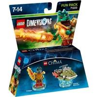 Fun Pack Lego Dimensions W1: Chima Cragger