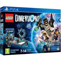 Starter Pack Lego Dimensions: PS4
