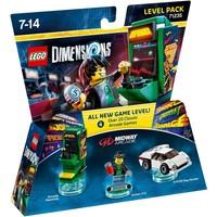 Level Pack Lego Dimensions W4: Retro Games