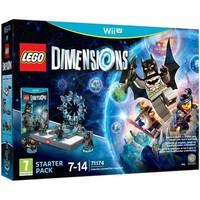 Starter Pack Lego Dimensions: WiiU