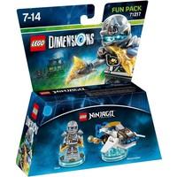 Fun Pack Lego Dimensions W1: Ninjago Zane