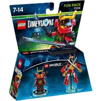 Fun Pack Lego Dimensions W1: Ninjago Nya
