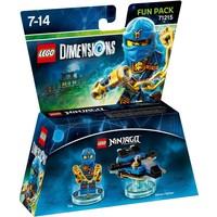 Fun Pack Lego Dimensions W1: Ninjago Jay