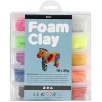 Foam Clay Creotime: 10x35 gram