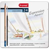Aquarelpotloden in blik Expression: 24 stuks