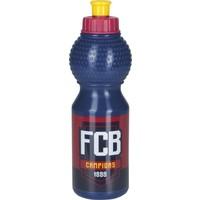 Bidon barcelona blauw/rood: 520 ml