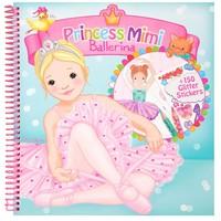 Kleurboek My Style Princess ballerina