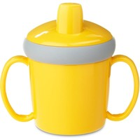 Antilekbeker Mepal: geel