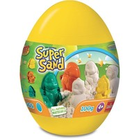 Super Sand Egg Sands Alive: Yellow