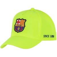 Cap barcelona geel senior: soccer