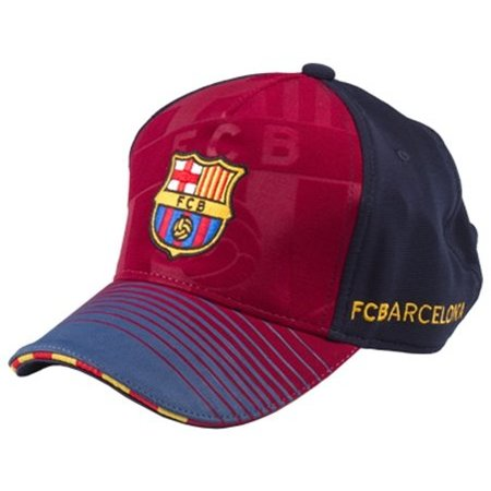 Barcelona FC Cap barcelona rood/blauw senior: soccer