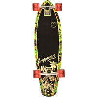 Longboard Krypto cruiser: Tropical 81 cm/ABEC7