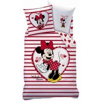 Dekbed Minnie Mouse: 140x200/63x63 cm