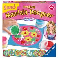 Sand Mandala Designer: Romantic