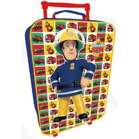 Trolley Brandweerman Sam: 38x30x14 cm