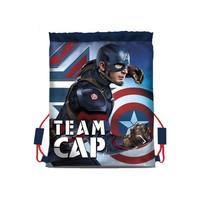 Zwemtas Captain America: 42x31 cm