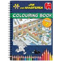 Kleurboek JvH