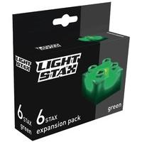 Uitbreiding Light Stax junior: groen 6 stuks 2x2