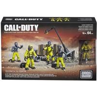 Hazmat Zombies Mob Mega Bloks: Call of Duty