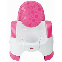 Comfortabel potje Fisher-price: roze