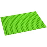 Grondplaat Hubelino: groen 560 noppen