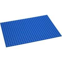 Grondplaat Hubelino: blauw 560 noppen
