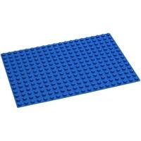 Grondplaat Hubelino: blauw 280 noppen