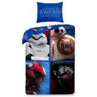 Dekbed Star Wars: 140x200/50x75 cm