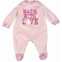 Romper Baby Annabell made with love