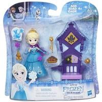 Mini Princess Frozen en accessoires: Elsa
