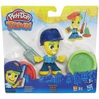 Fantasy Play-Doh Town: Politie 56 gram